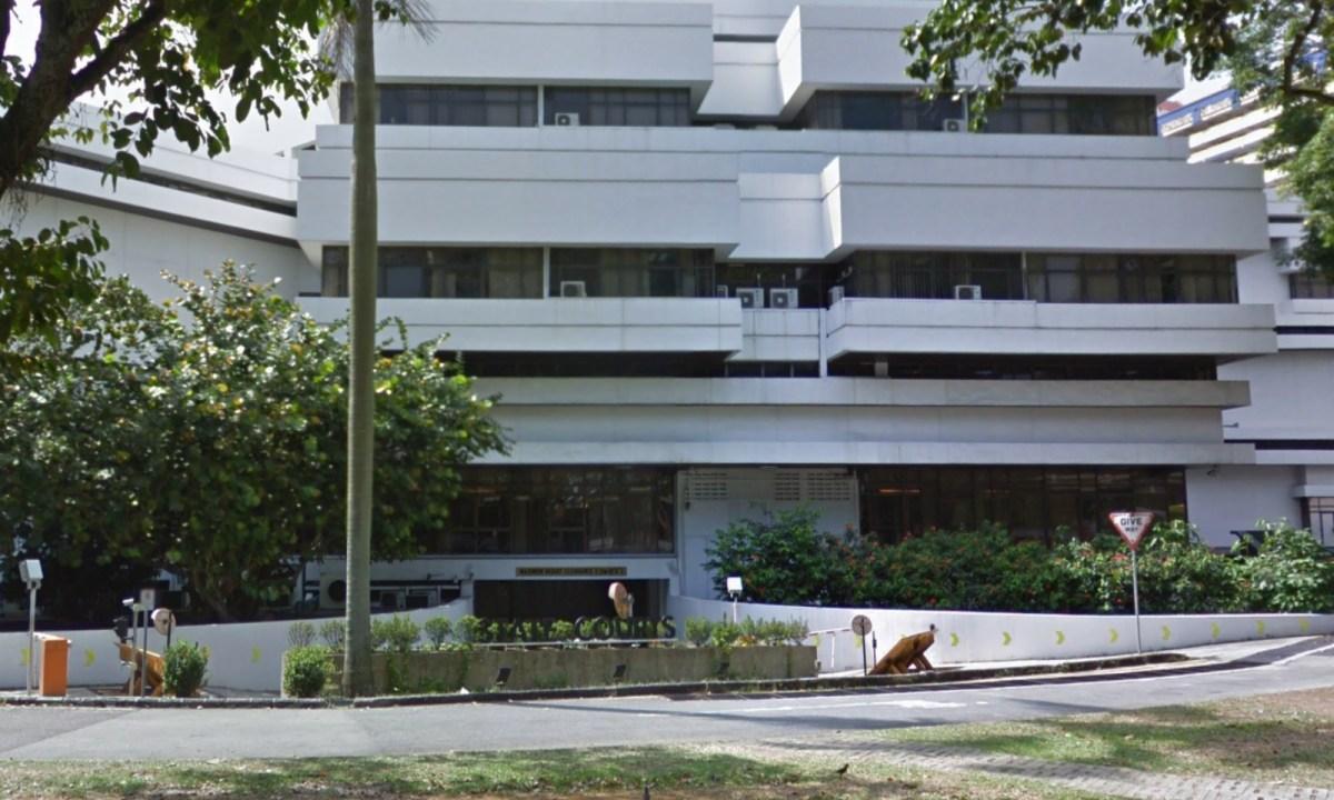 State Courts, Singapore. Photo: Google Maps