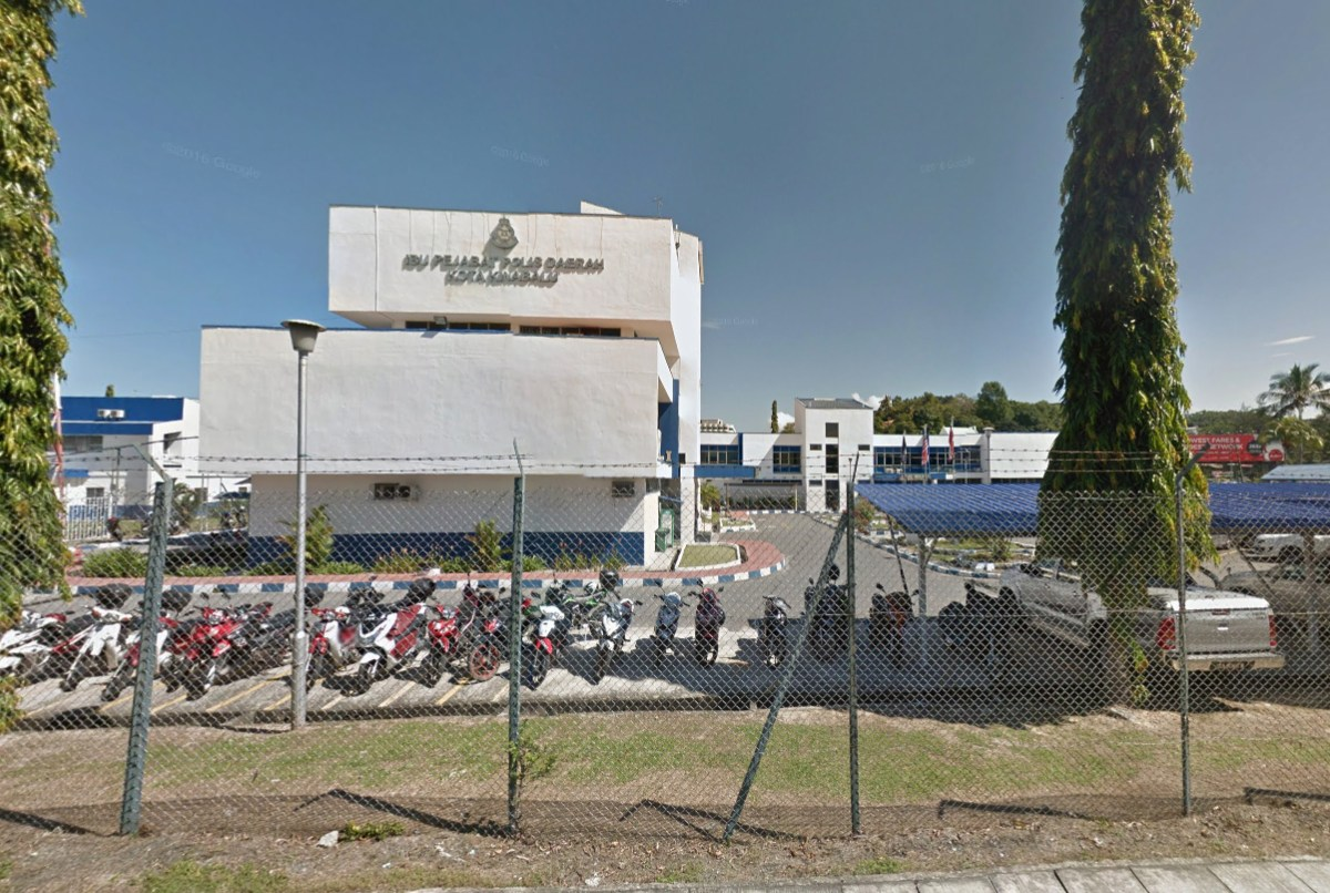 The Police Headquarters in Kota Kinabalu district, Sabah, Malaysia. Photo: Google Maps