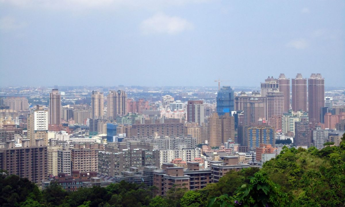 Taoyuan City in Taiwan is home to the I-Mei Foods factory. Photo: Wikimedia Commons, Foxy1219
