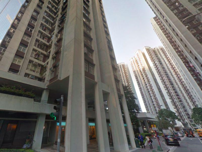 Taikoo Shing, Hong Kong Island. Photo: Google Maps