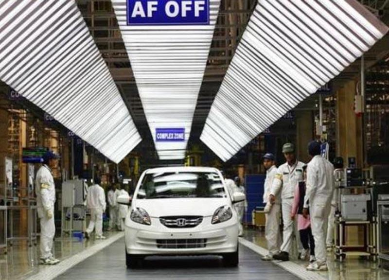 The Honda Amaze. Photo: Reuters