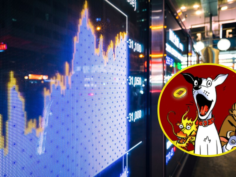 Can feng shui help us predict stock market performance? Photo: iStock, CLSA
