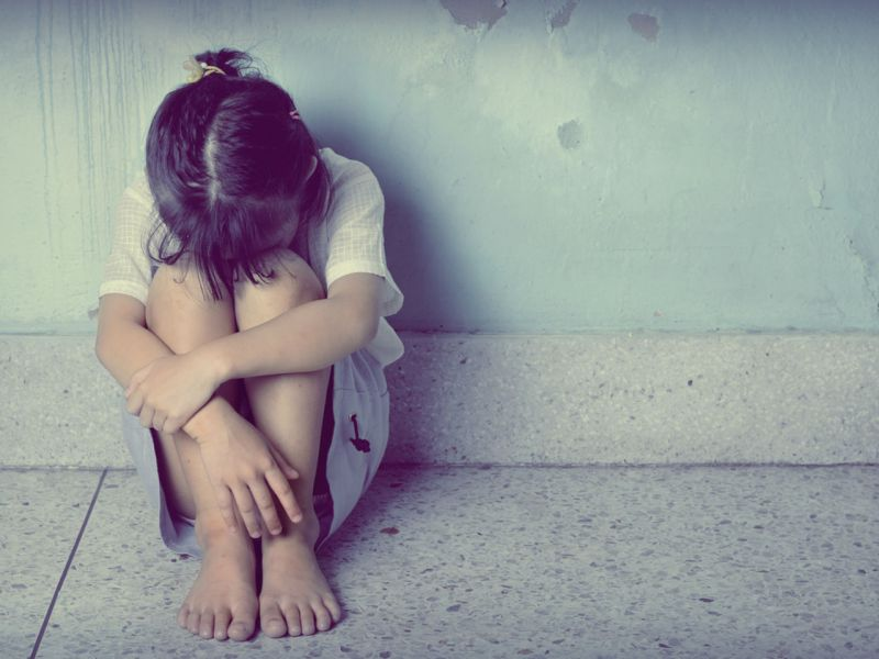 One in five young children in Hong Kong show anxiety, a survey has found. Photo: iStock