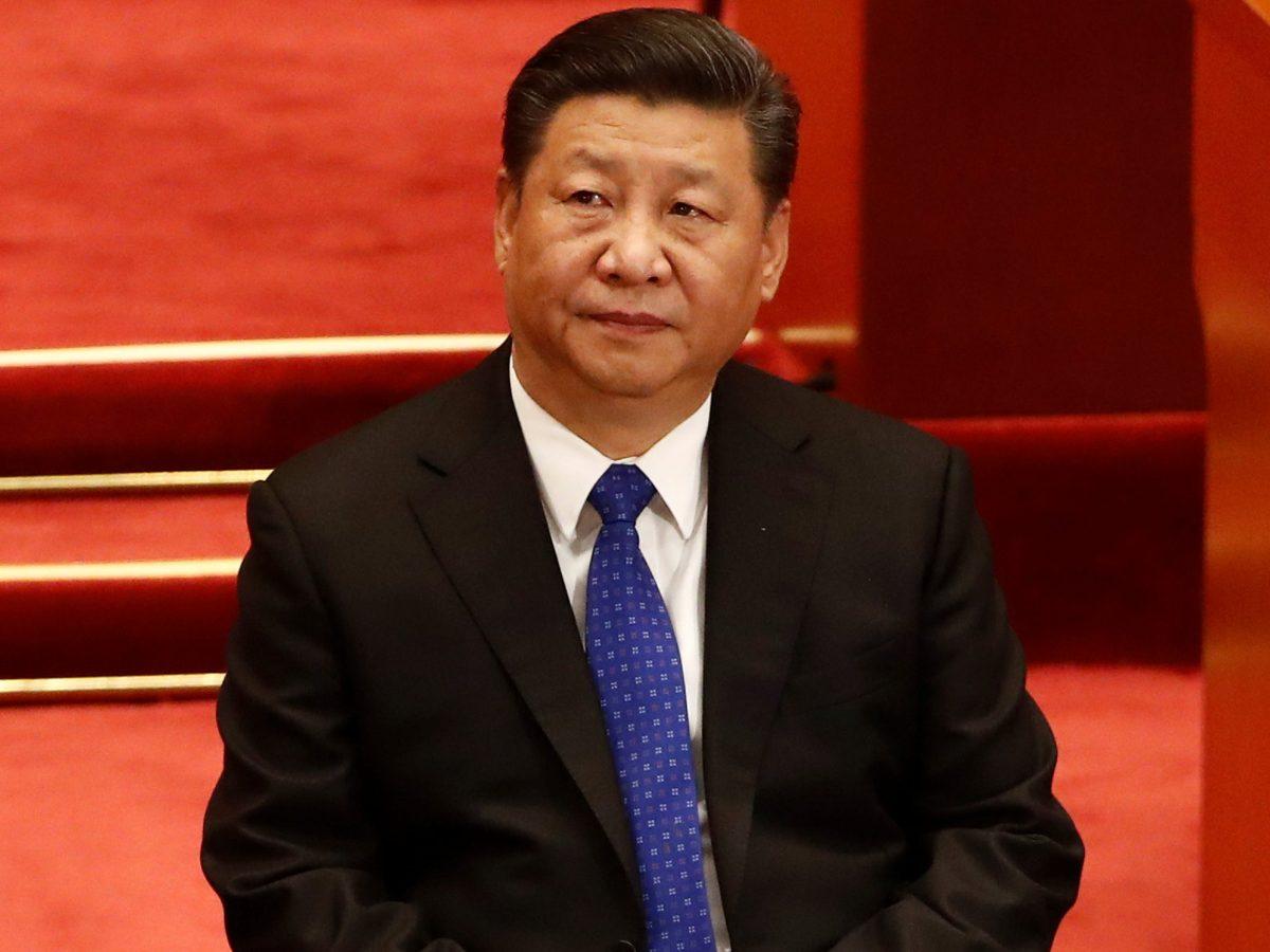 Chinese President Xi Jinping. Photo: Reuters