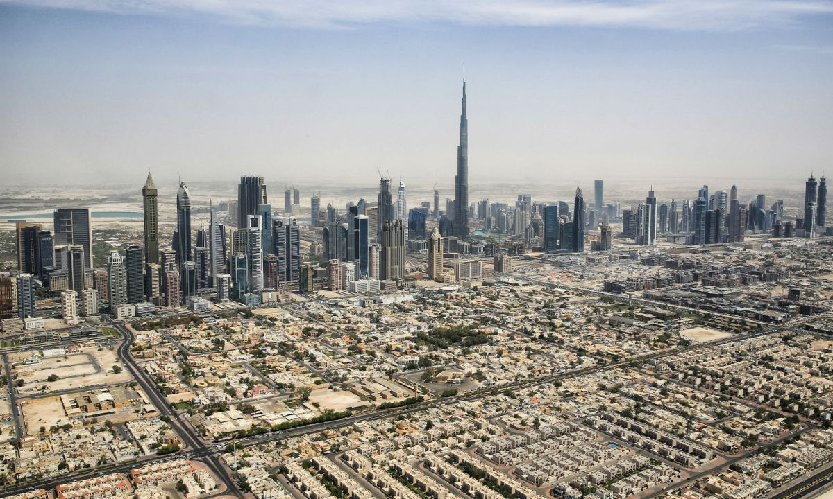 Dubai. Photo: Wikimedia Commons, Tim.Reckmann