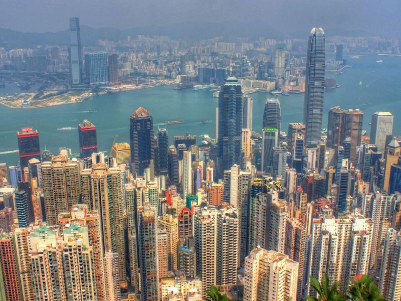 Hong Kong. Photo: Wikimedia Commons, Yinan Chen