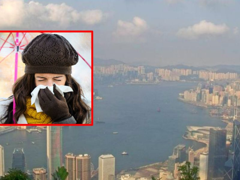 More cold weather on the way for Hong Kong. Photo: HK Observatory, iStockphoto