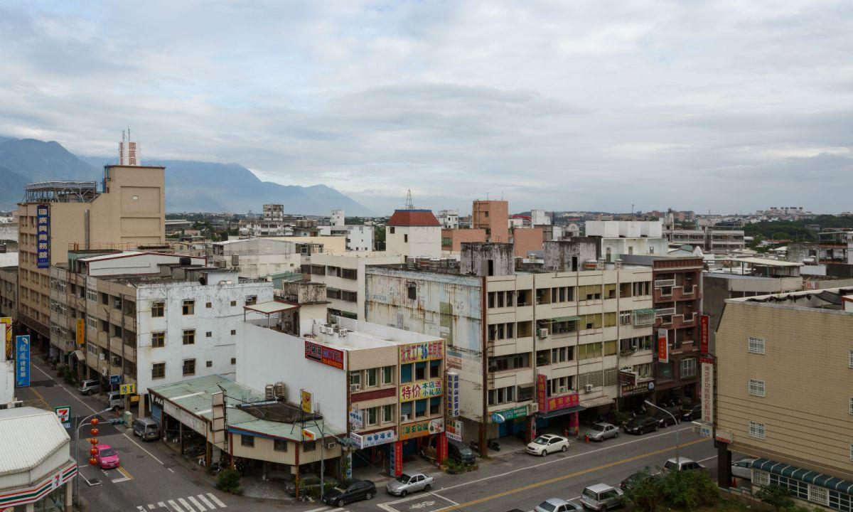 Hualien City in Taiwan. Photo: Wikimedia Commons, CEphoto, Uwe Aranas