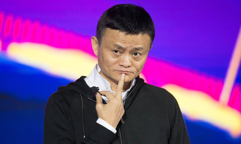 Alibaba Chairman Jack Ma. Alibaba relies heavily on analytics to drive its retail strategy.  Photo: AFP