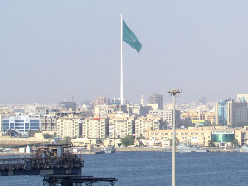 Jeddah, Saudi Arabia. Photo: Wikimedia Commons, Gregor Rom