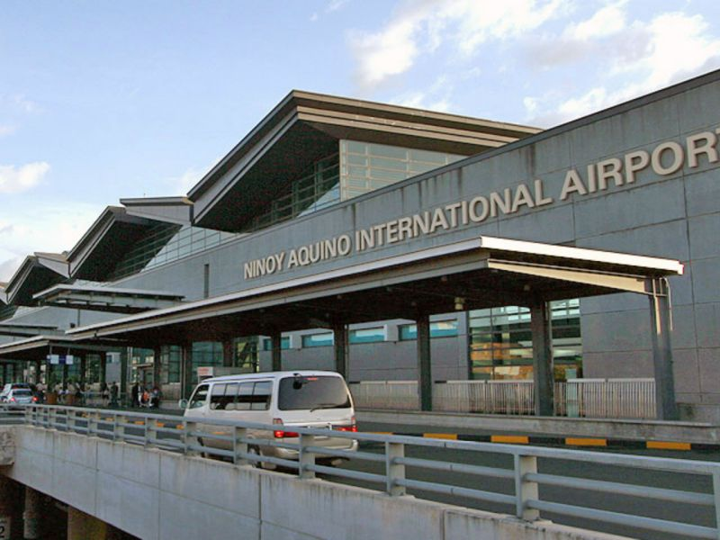 Ninoy Aquino International Airport Terminal 3. Photo: Wikimedia Commons, Mithril Cloud