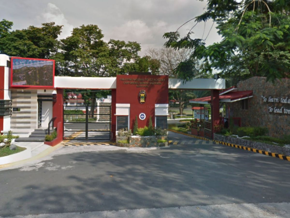 The Philippine National Police Academy in Silang, Cavite. Photo: Google Maps