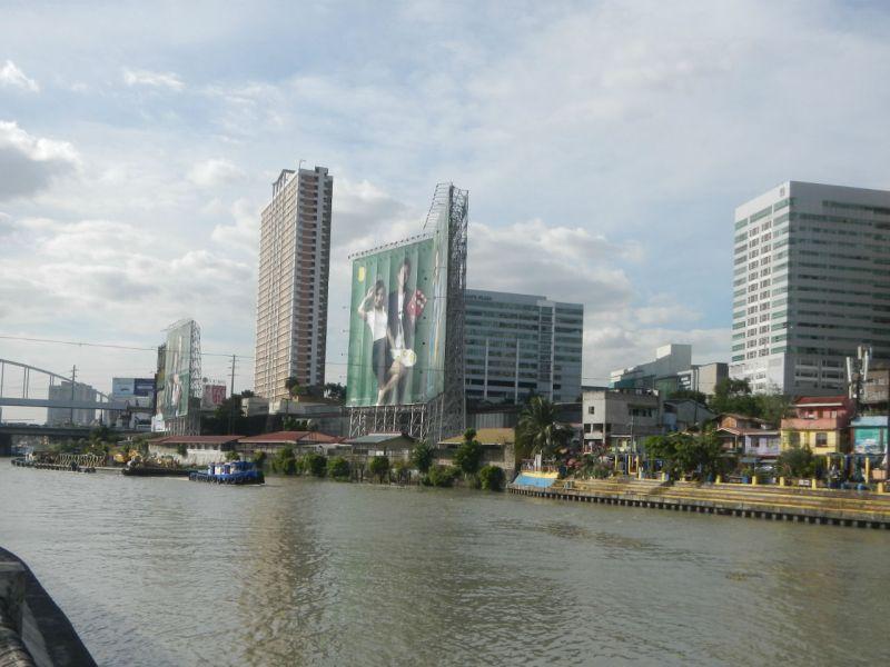 Pasig City, Philippines. Photo: Wikimedia Commons, Judgefloro