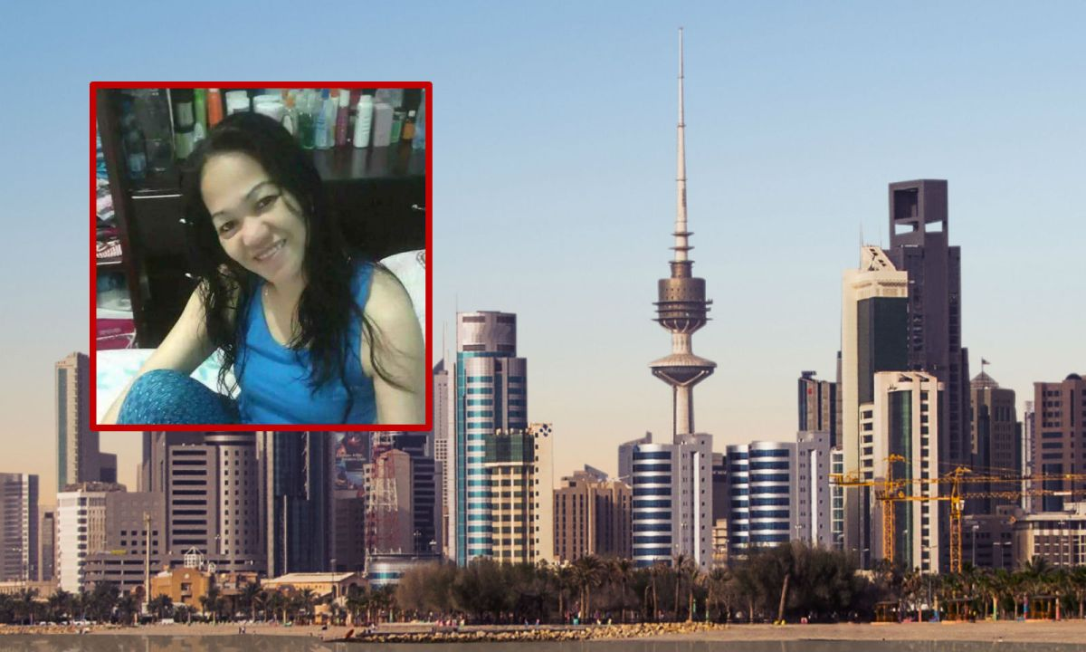 Jeanette Plegaria died in Kuwait after her employer starved her. Photo: Facebook, iStock
