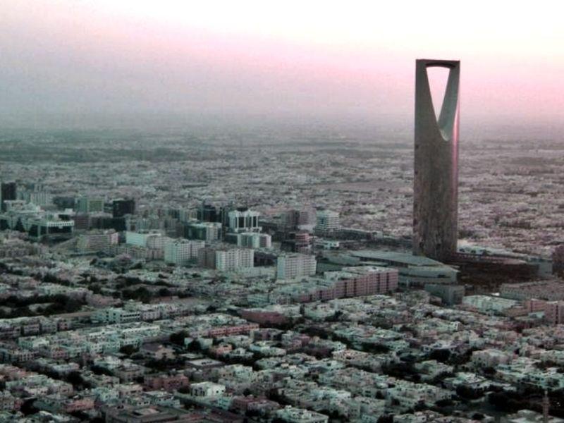 Riyadh, Saudi Arabia. Photo: Wikimedia Commons, Muhaidib
