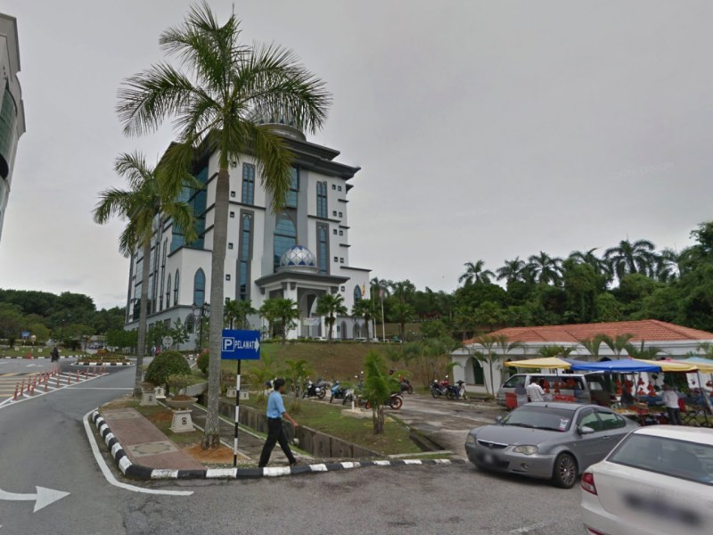 The High Court in Shah Alam, Selangor, Malaysia. Photo: Google Maps