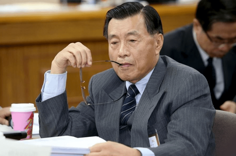 Taiwan National Security Bureau director Peng Sheng-chu said Xi Jinping having unfettered power would bode ill for cross-Strait relations. Photo: United Daily News