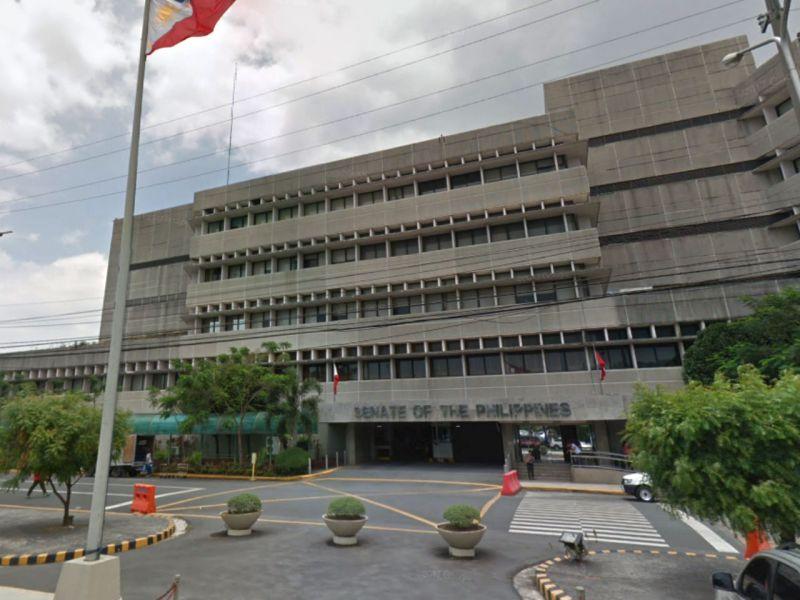Senate of the Philippines. Photo: Google Maps