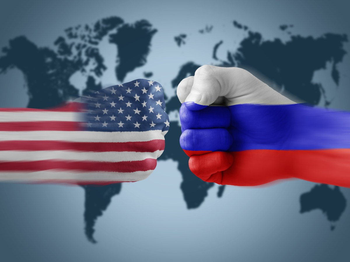 A new Cold War fomented by Russian President Vladimir Putin requires a stern response from the United States. The author says the US needs to make it clear that Americans are open to a more normal relationship with Russia if it acts with greater restraint.Image: iStock/Aquir