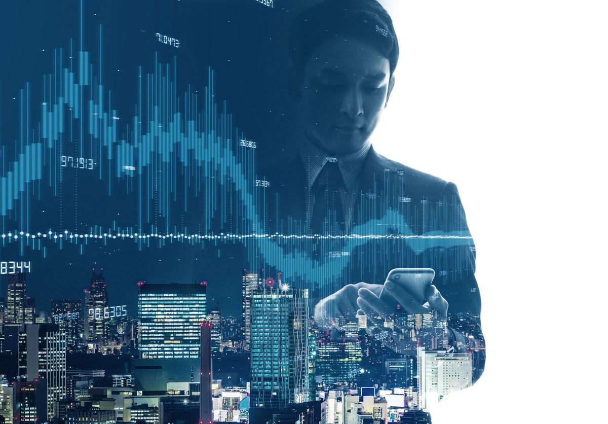 Financial technology concept. Fintech. Photo: iStock