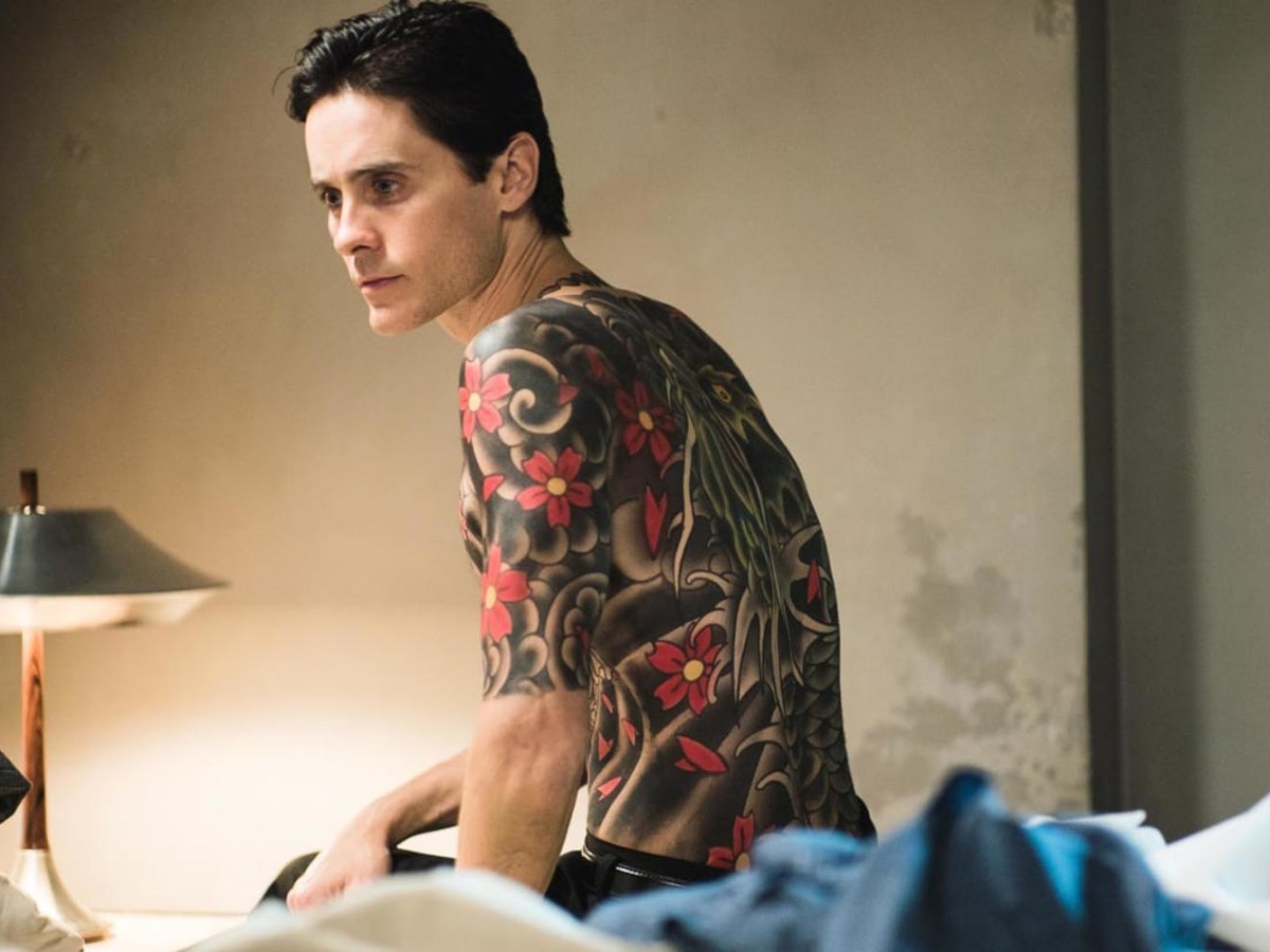 Jared Leto in The Outsider. Photo: Netflix