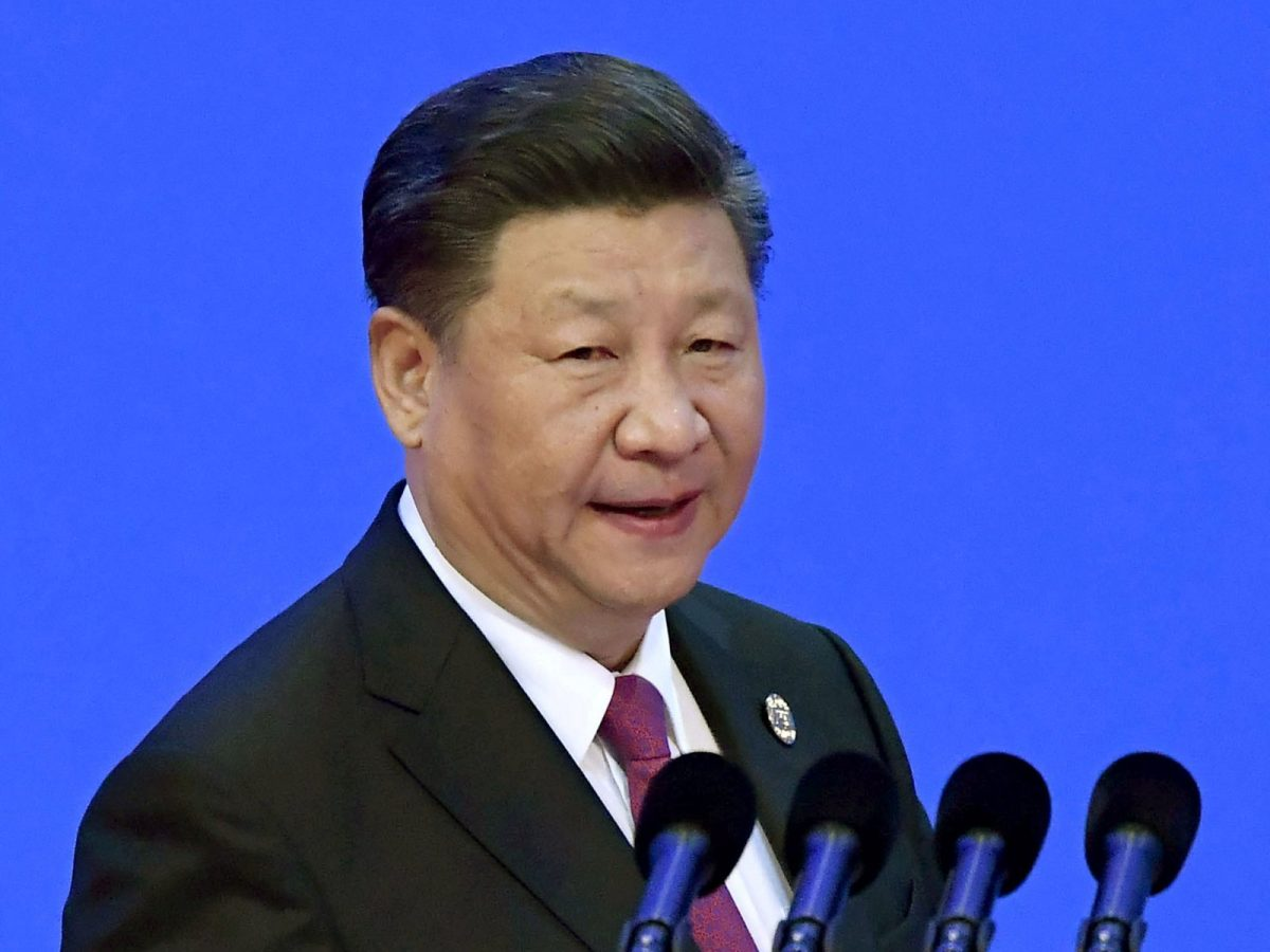 Chinese President Xi Jinping sent a congratulatory letter to the Expo, urging the rapid development of big data and the need to build the Big Data Expo into an international event. Photo: Reuters