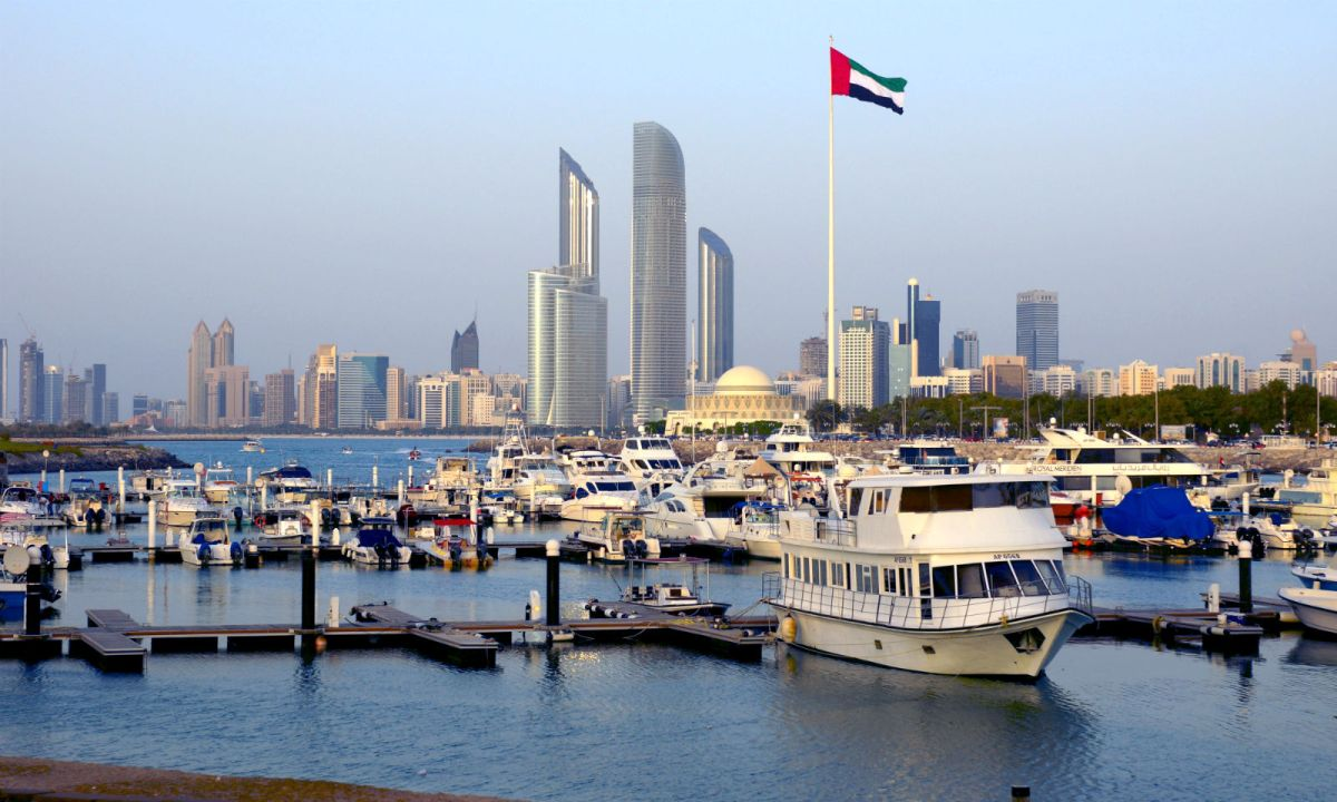 Abu Dhabi, UAE. Photo: Wikimedia Commons, Raganesh