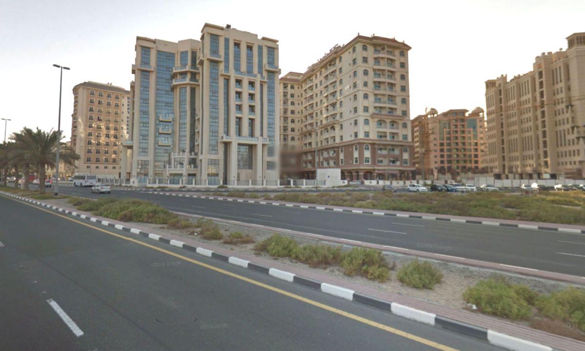 Dubai International City. Photo: Google Maps
