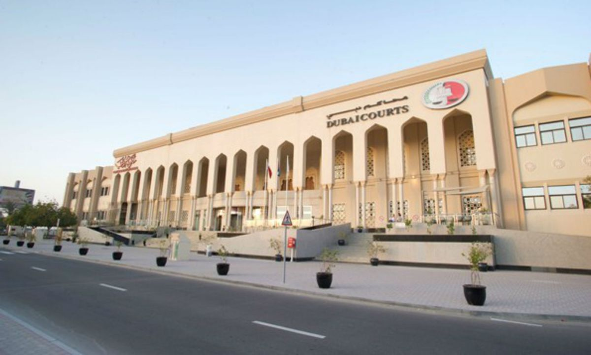 The Dubai Court of First Instance where the case is ongoing. Photo: Dubai government