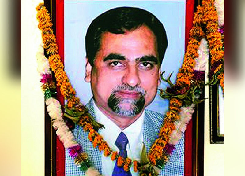 At the time of his death, judge Loya was hearing a controversial case involving alleged gangster Sohrabuddin Sheikh, his wife and an associate. Photo: Twitter