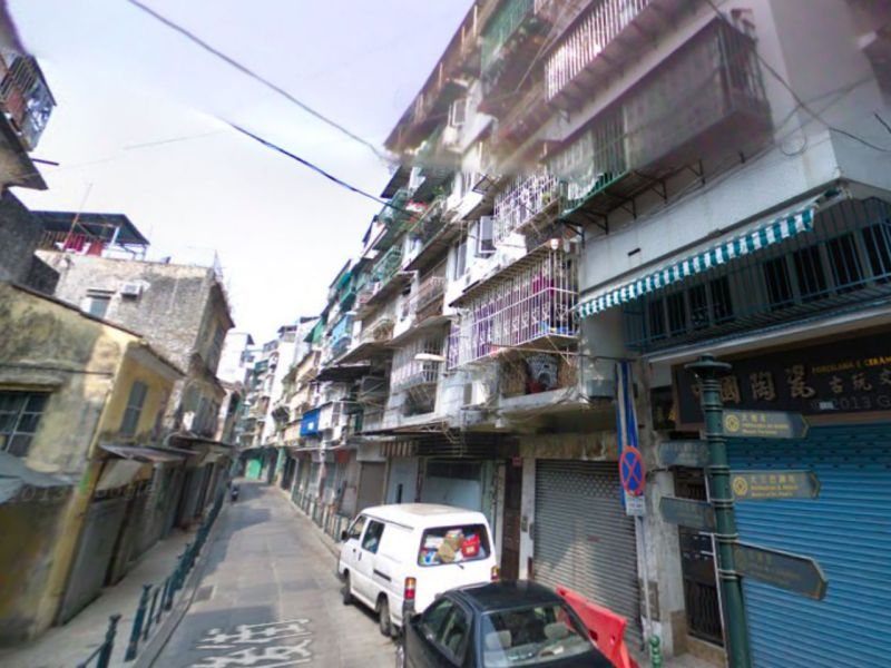Macau where the alleged assault took place. Photo: Google Maps