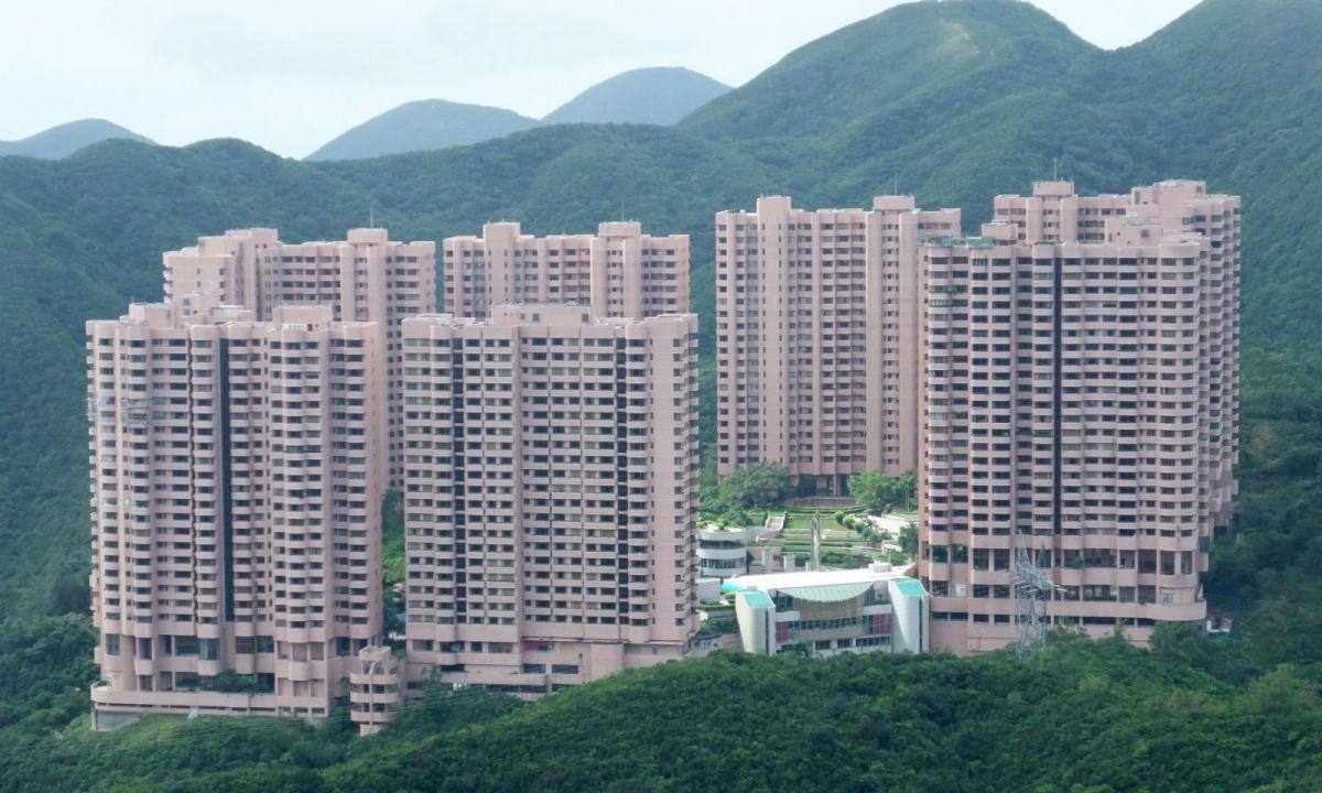 Hong Kong Parkview on Hong Kong Island. Photo: Wikimedia Commons, Minghong