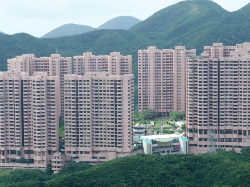 Hong Kong Parkview on Hong Kong Island. Photo: Wikimedia Commons, Minghong