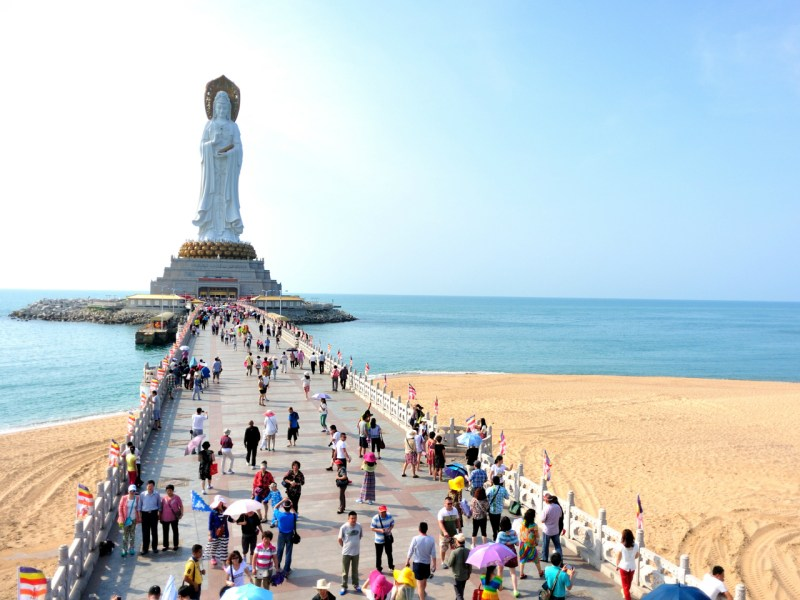Hainan province in China. Photo: iStock