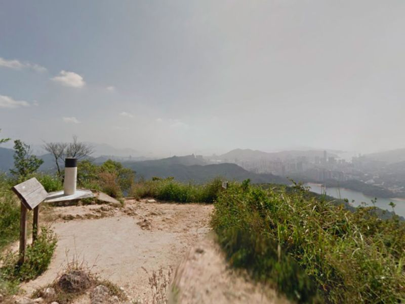 Needle Hill in Tsuen Wan in the New Territories. Photo: Google Maps