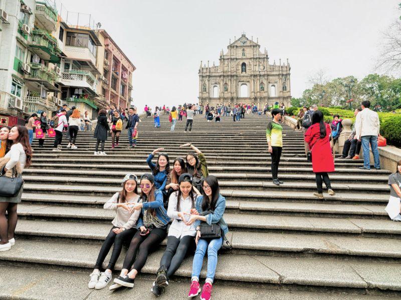 Macau Photo: iStock
