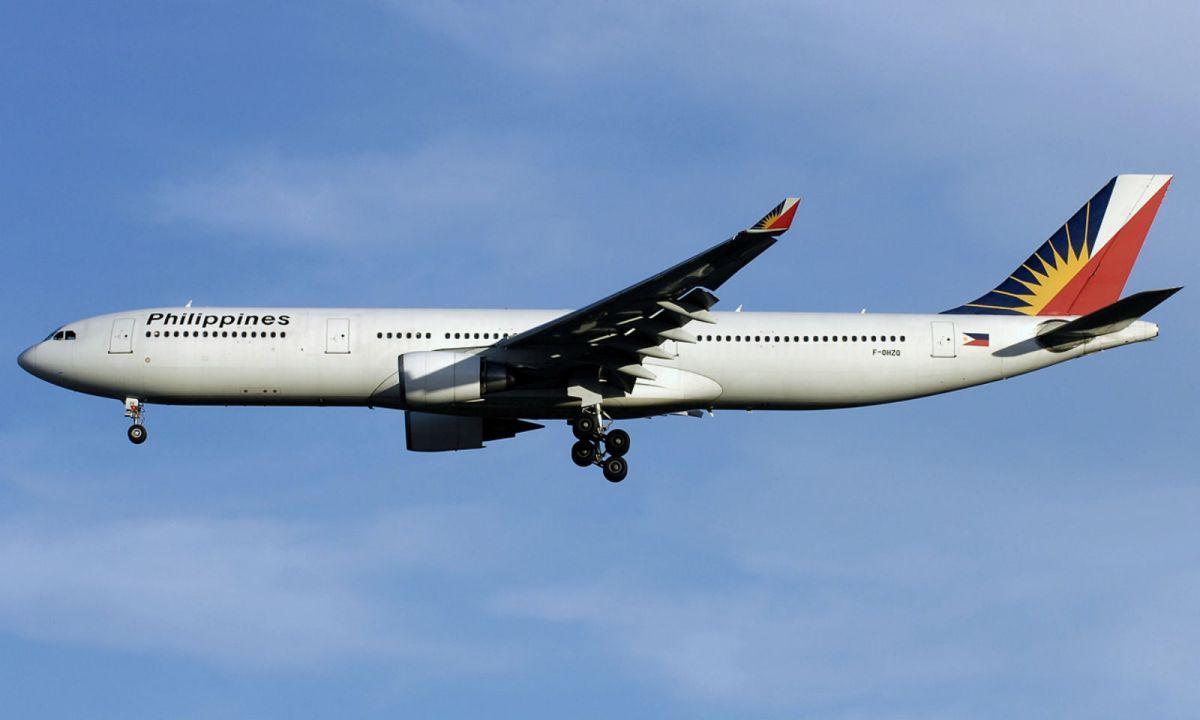 Philippine Airlines will suspend their Kuwait flights PR 668 and PR 669 starting May 16. Photo: Wikimedia Commons, Aldo Bidini