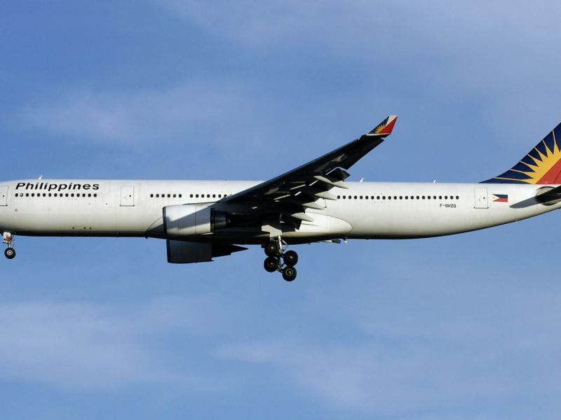 Philippine Airlines will suspend their Kuwait flights PR 668 and PR 669 starting May 16. Photo: Wikimedia Commons, Aldo Bidini