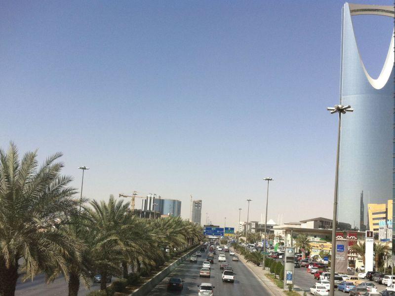 Riyadh, Saudi Arabia. Photo: Wikimedia Commons, haitham alfalah