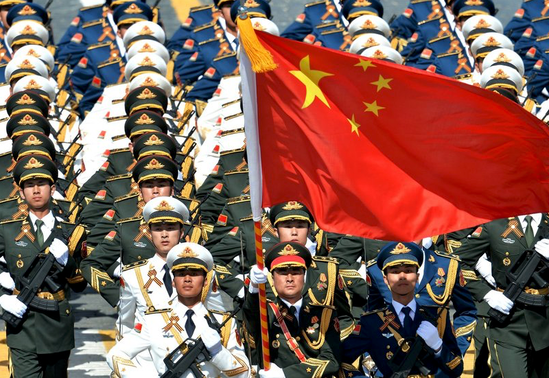 Beijing has splashed trillions of yuan on its military buildup, but the war on corruption in the People's Liberation Army remains a protracted battle. Photo: Xinhua