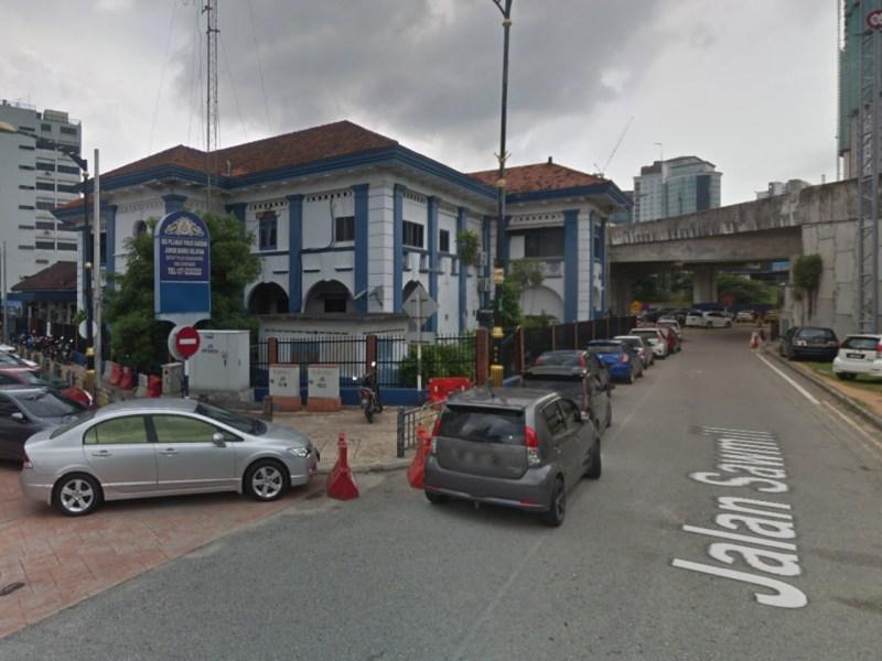 The Police head office in South Johor Bahru,  Malaysia. Photo: Google Maps