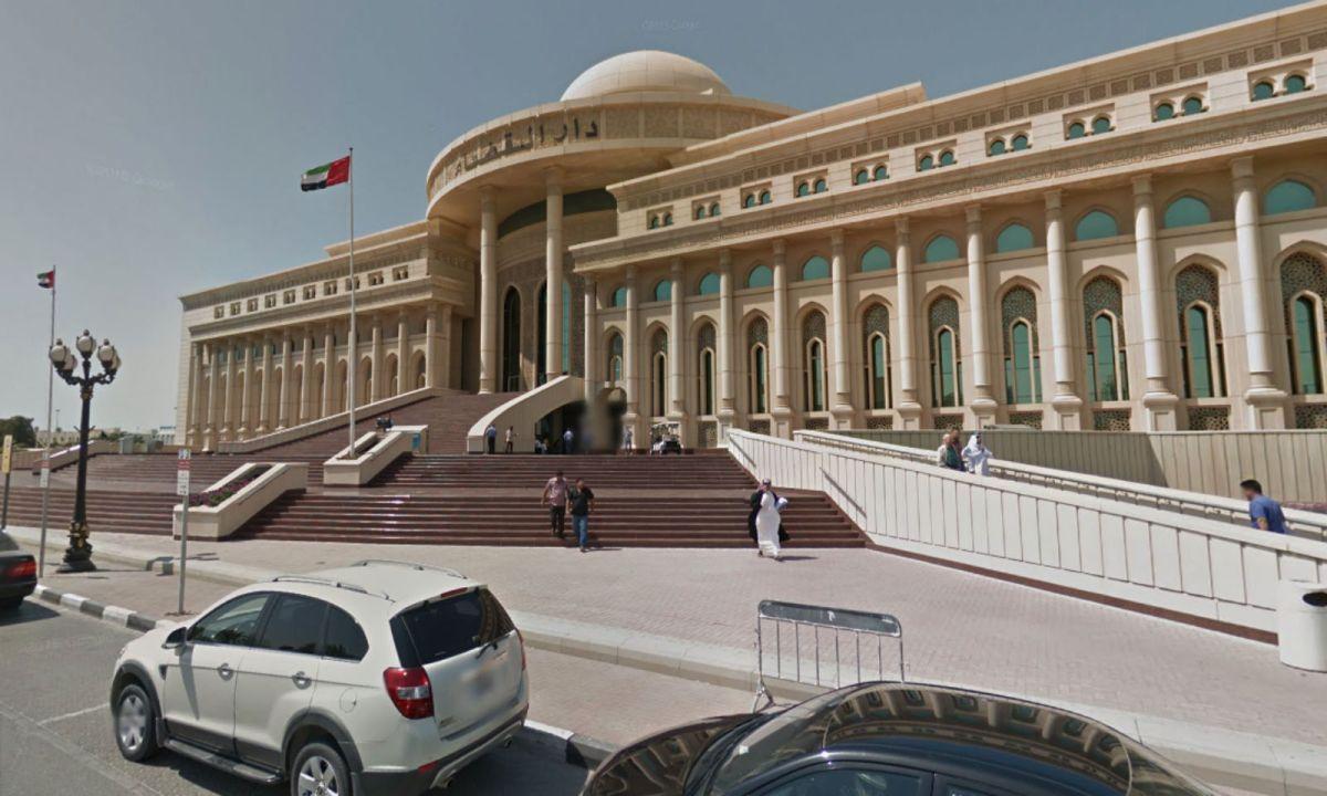 Sharjah Criminal Court. Photo: Google Maps