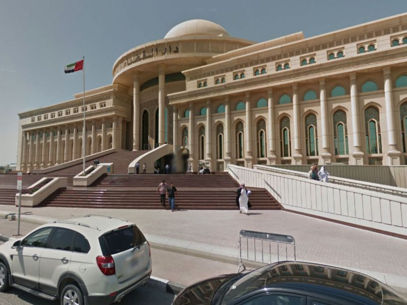 Sharjah Criminal Court. Photo: Google Maps