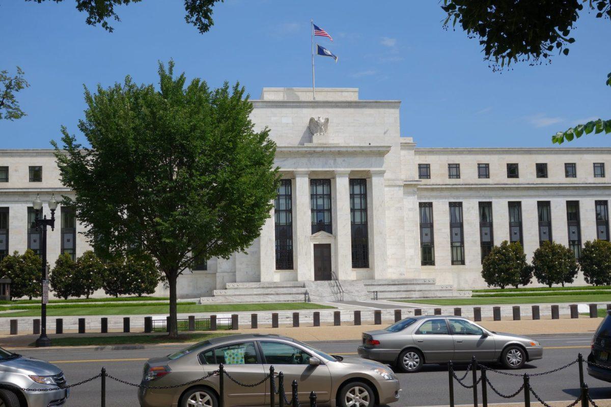The US Federal Reserve building. Photo: AFP/Karen Bleier