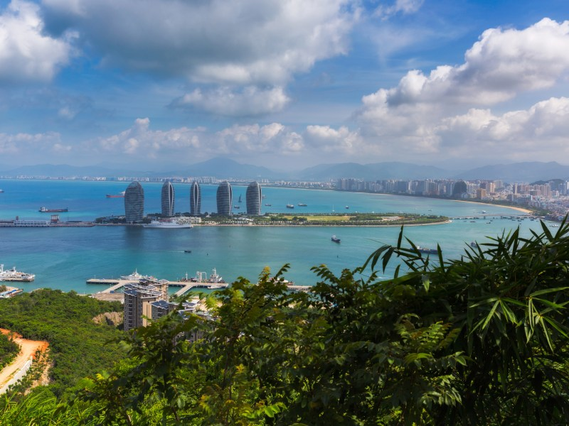 "Sanya, in Hainan Province, could be transformed through a new partnership, between Chinese corporate monolith Ping An and the local municipal government, that says it aims to develop a new ""Smart City"". Photo: iStock"