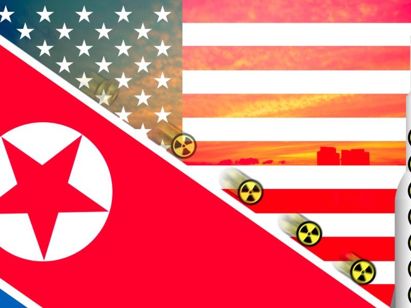 North Korea, Missile, Unclear, USA. Photo: iStock