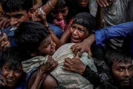 Rohingya refugees in Bangladesh. Photo: Reuters