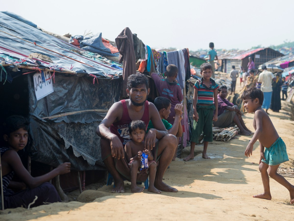 Rohingya Muslims, who fled government-sanctioned violence in Myanmar, sought refuge in Bangladesh, which now hosts more than one million people. Photo: iStock/Joel Carillet