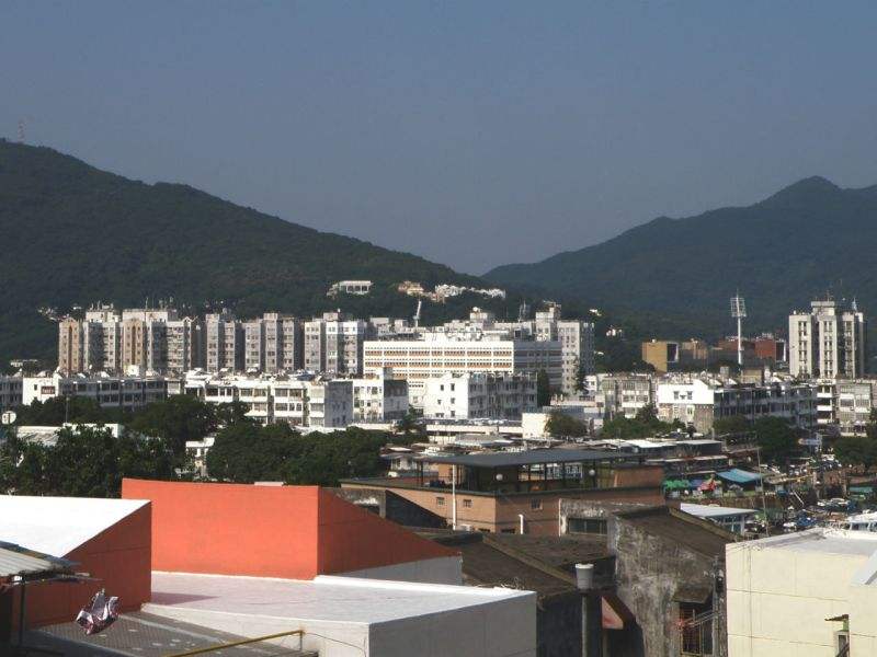 Sai Kung, Hong Kong. Photo: Wikimedia Commons