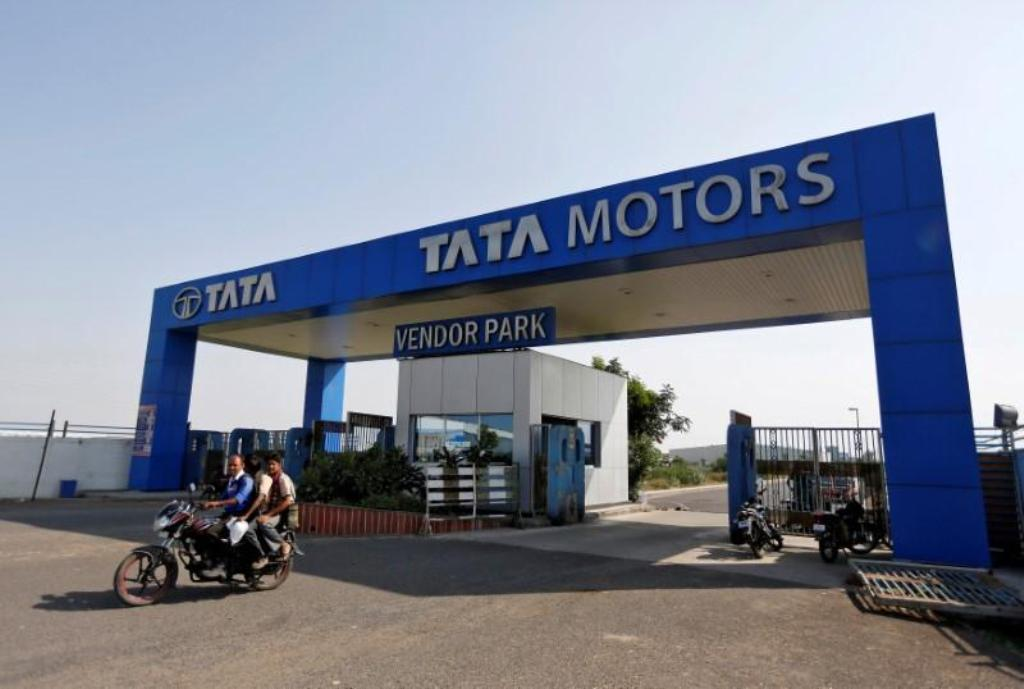 A Tata Motors plant in Sanand, Gujarat. Photo: Reuters